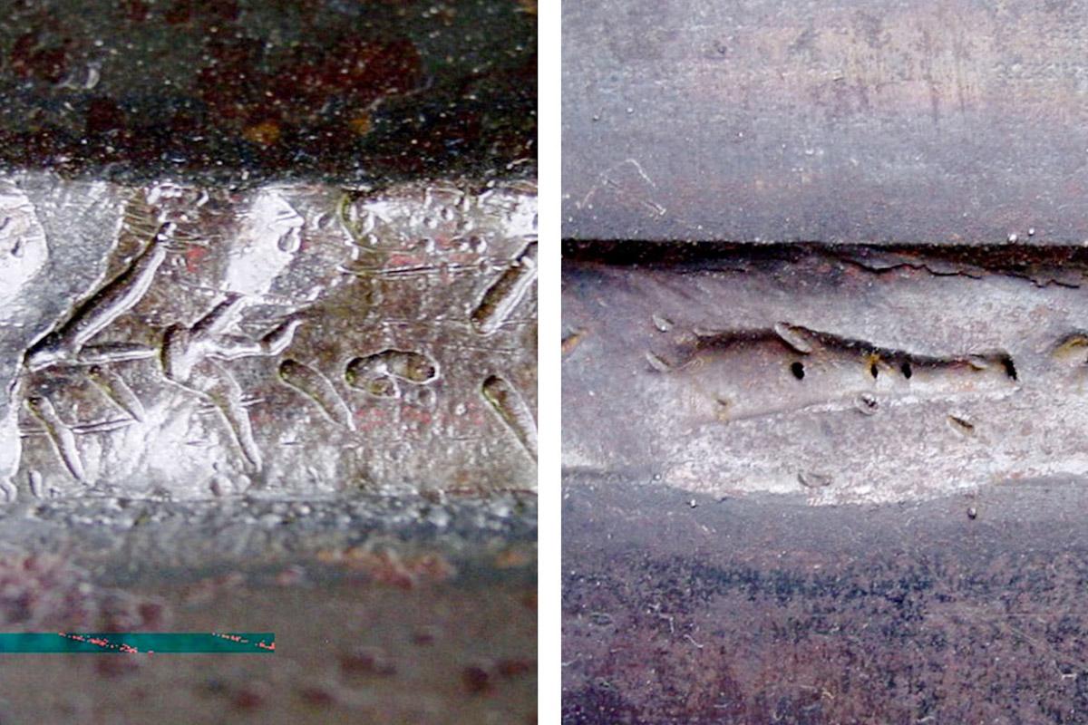fcaw-welds