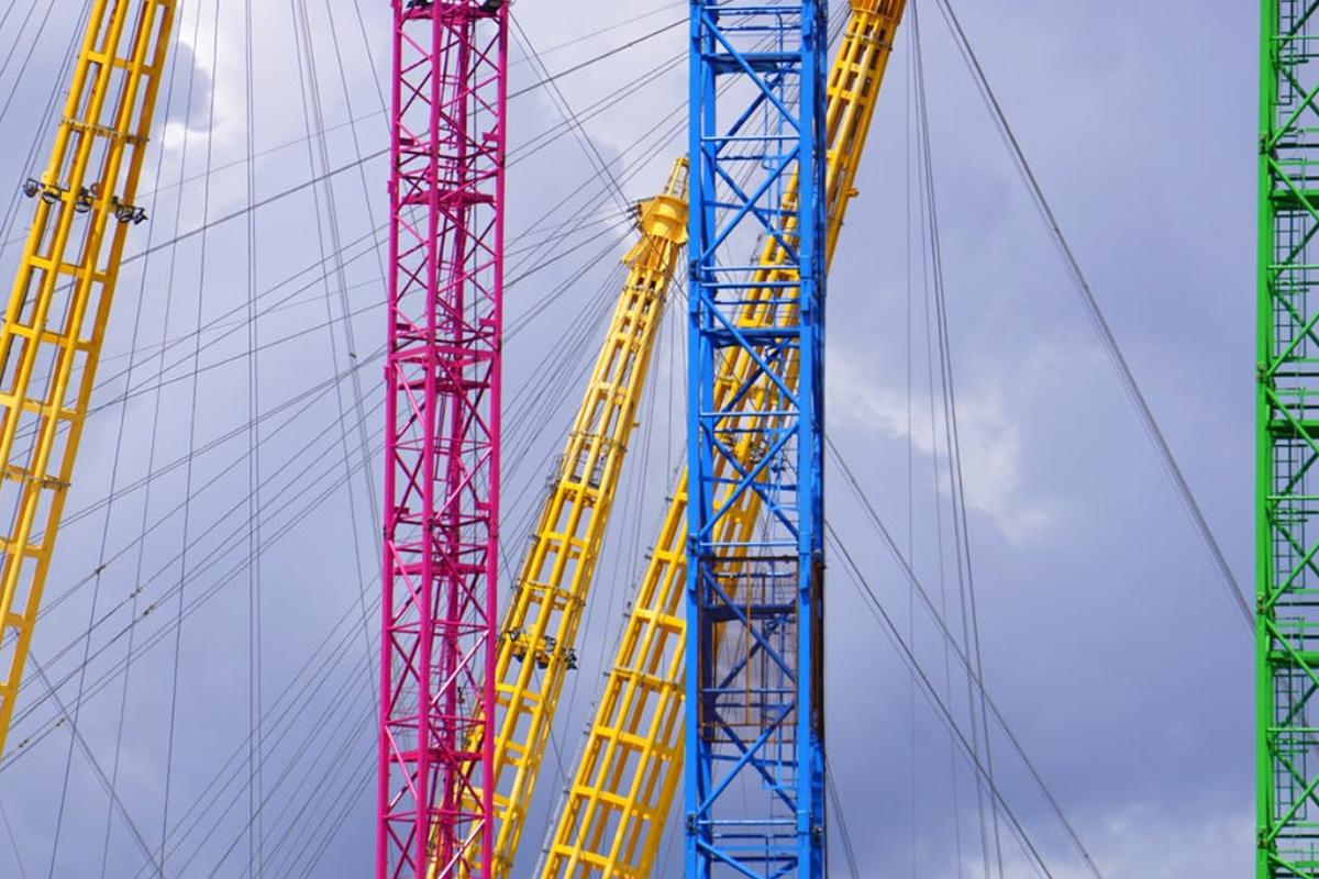 multiple-cranes