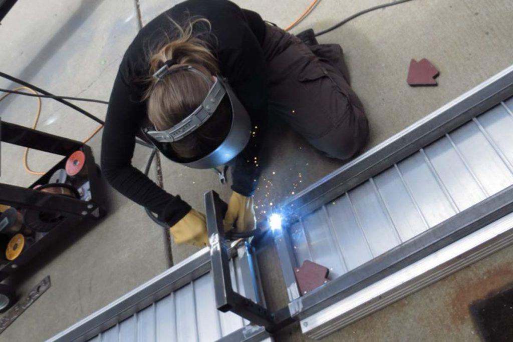 eva-welding