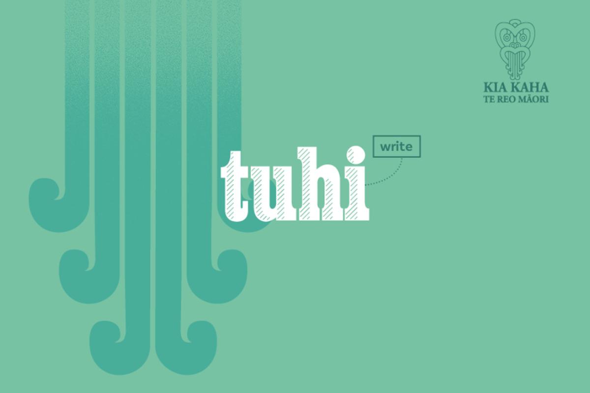 maori-tuhi-write